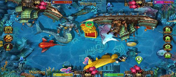เกมยิงปลายอดฮิต เล่นง่ายแตกไวกับ FISH HUNTER – LI KUI PI YU