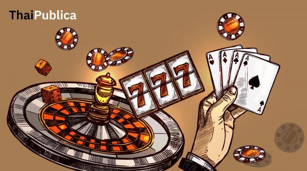ความหลากหลายรูปแบบของเกมพนันใน คาสิโน มีการขยายตัวมากขึ้น