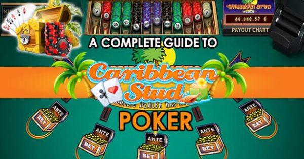 เราจะเอาชนะในการเล่นโป๊กเกอร์แบบ Caribbean Stud Poker  ได้อย่างไร